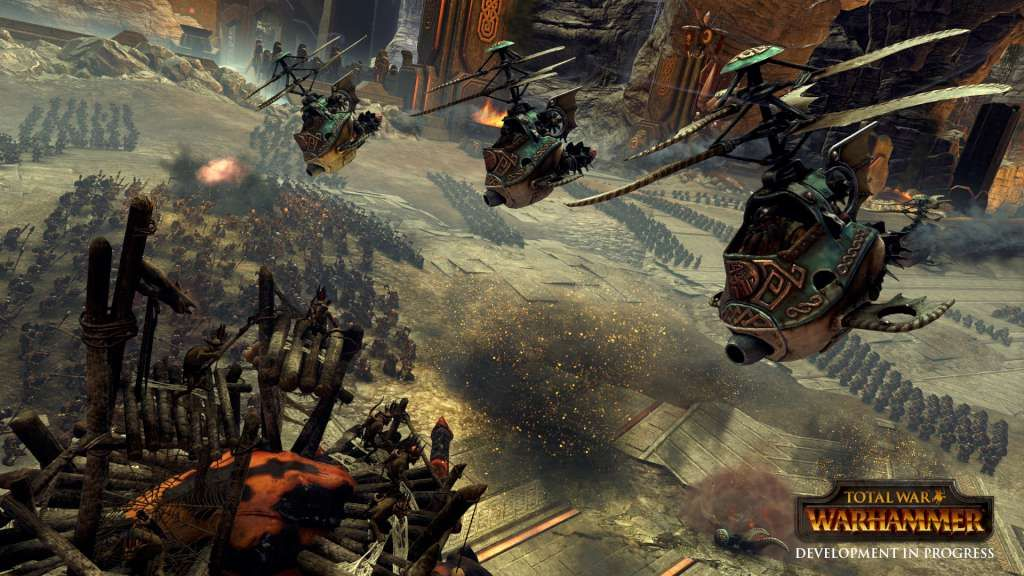 Total War: Warhammer Steam CD Key | Buy cheap on Kinguin.net