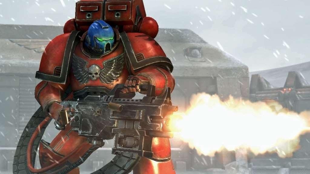 Warhammer 40 ,000: Regicide