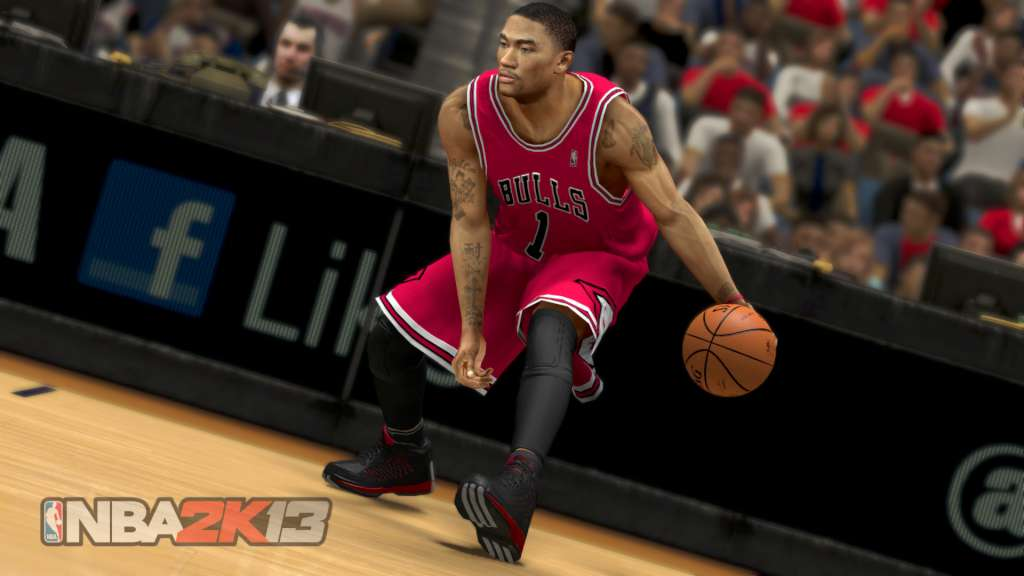 NBA 2K13 Steam CD Key