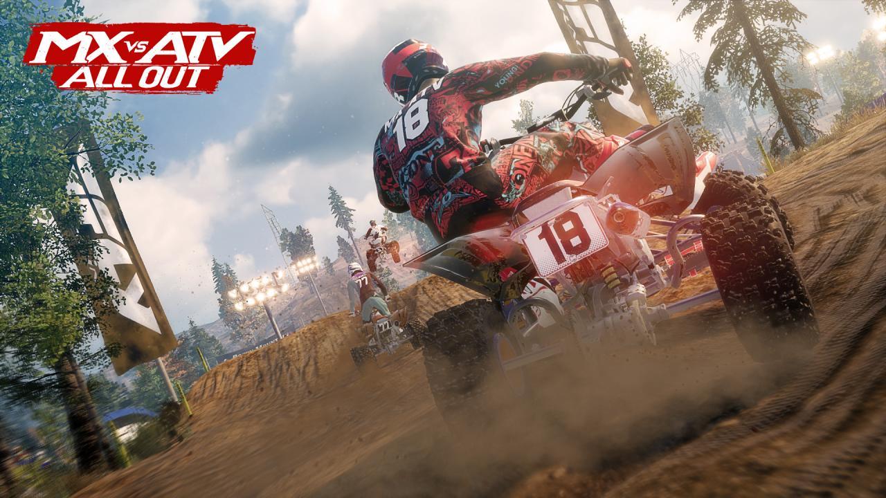 MX vs. ATV All Out