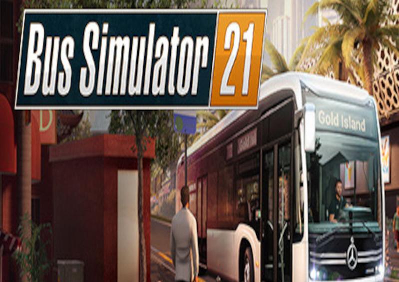 Bus Simulator 21 Steam CD Key
