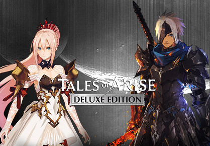 Tales of Arise Deluxe Edition Steam Altergift
