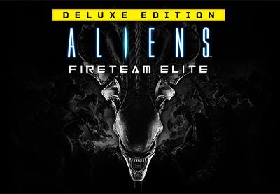 Aliens: Fireteam Elite Deluxe Edition Steam Altergift