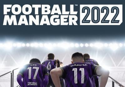 Football Manager 2022 EU PRE-ORDER Steam CD Key