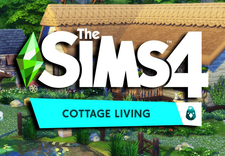 The Sims 4 - Cottage Living DLC Steam Altergift