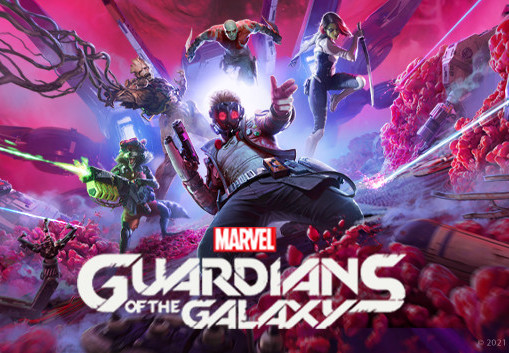 Marvel's Guardians of the Galaxy PRE-ORDER Steam CD Key