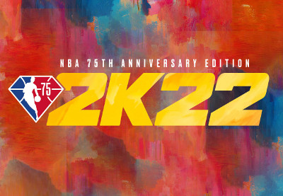 NBA 2K22: NBA 75th Anniversary Edition Steam CD Key